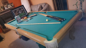 Slate Pooltable Bundle!