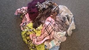 Fashion spring Scarfs:$10 For ALL
