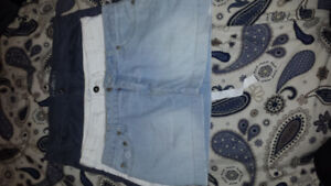 Super cute 3 skirts. Size 7. Together for $10