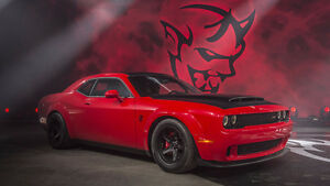 2018 Dodge Other DEMON Coupe (2 door)
