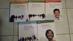 Human Resources 2nd & 3rd year used books Windsor Region Ontario image 1