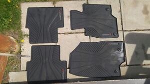 All weather mats (MAZDA 3)