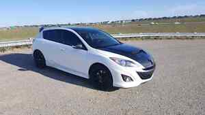 Mazdaspeed 3 tech pack