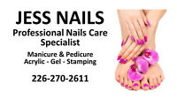 PROFESSIONAL NAILS CARE