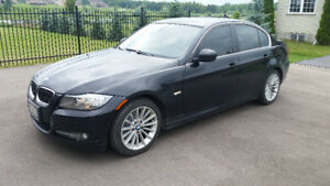 2009 BMW 3-Series base model Sedan