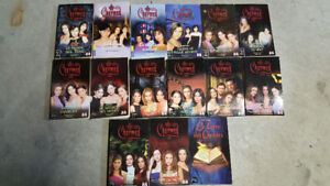 Collection livres Charmed