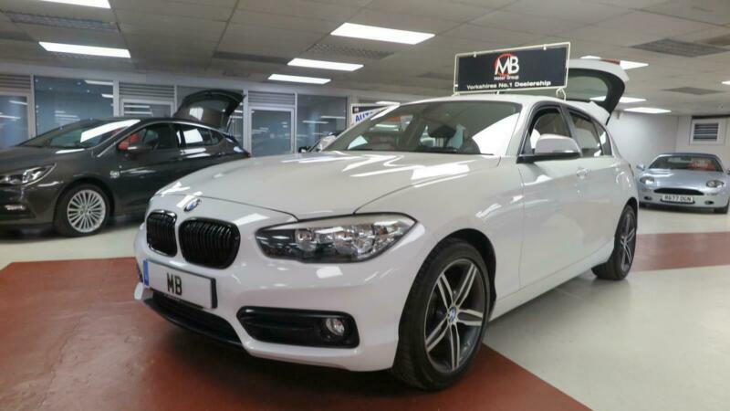 2016 BMW 1 Series 116d SPORT [Start Stop] 5dr Sat Nav Bluetooth 6Sp  Hatchback Di | in Wortley, West Yorkshire | Gumtree