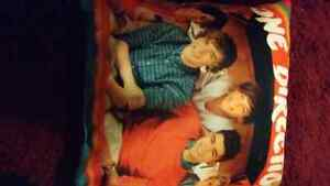 One direction pillows