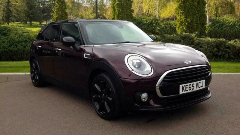 2015 Mini Clubman 20 Cooper D 6dr Automatic Diesel Estate In