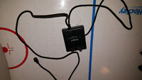Minolta RF Switch/adapter For VHS camcorder VCR