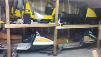 3 TNT FA FREE AIR SLEDS FOR SALE