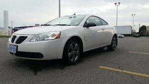 2008 Pontiac G6 G.T. leather Coupe (2 door)