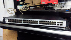 D-Link DGS-1210-48 Switch 48 Ports