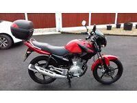 Yamaha YBR 125 Motorcycle For sale