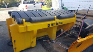 Fisher Polycaster Salter