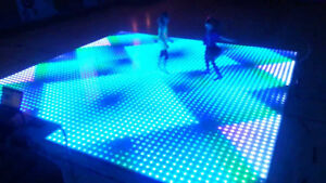 LED PIXEL DANCE FLOOR FOR RENT Cornwall Ontario image 2