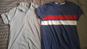 Men's Abercrombie Tshirt and Polo