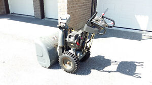 Soufleuse Murray Pro Series 10hp 30in