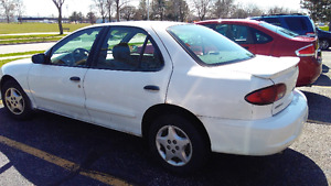 2001 Chevrolet Cavalier Sedan for cheap $, OBO
