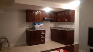 Brand New Above Grade Basement Available for Rent from Dec 1