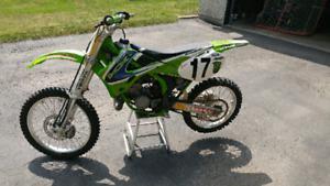 2001 Kawasaki Kx 125