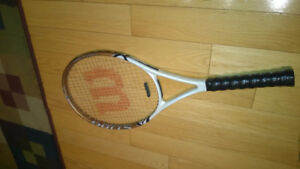 Pro Kennex and Wilson Tennis Racquets