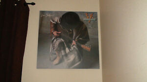 Stevie Ray Vaughan In Step Poster