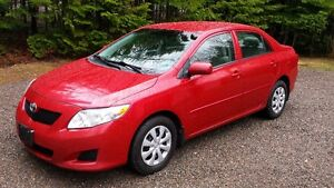 2009 Toyota Corolla       5 Speed! -- Air Conditioning!--Cruise!