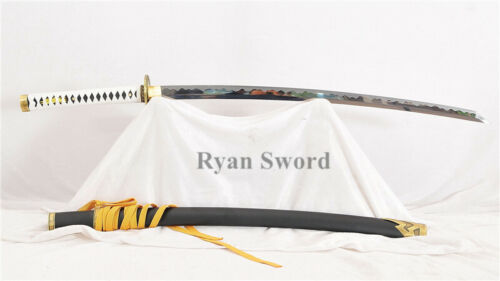 Yamato in Devil May Cry-Katana Japanese Sword 1095 High Carbon Steel Functional