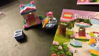 LEGO FRIENDS FOUR SETS - PETS