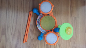 Kid's toys - drum set