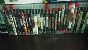 Huge video game collection!