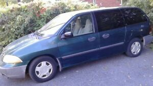 2002 Ford Windstar LX Value Fourgonnette, fourgon