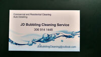 JD Bubbling Cleaning Service