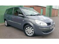 2007(07) RENAULT GRAND SCENIC 1.5dCi 106bhp DYNAMIQUE 7 SEATER TURBO DIESEL