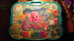 Tablette musicale leap frog
