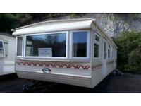 Static caravan Willerby Granada 35x12 2bed DG/CH - Free UK delivery.