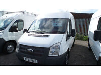 Ford Transit 2.2TDCi ( 100PS ) ( EU5 ) 300S ( med Roof ) 300 SWB