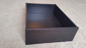 Ikea Komplement Drawer for the Pax wardrobe system.