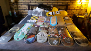NEW AND USED SKATEBOARDS FOR SALE + EXTRA GRIPTAPE
