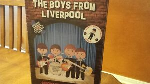 The Boys From Liverpool Crochet Set