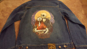 Brand New Disney Jack and Sally Jean Jacket