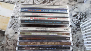 CDs...variety of music