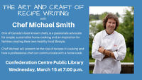 The Art and Craft of Recipe Writing with Chef Michael Smith
