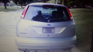 2006 FORD FOCUS IN GOOD CONDITION, WITH E-TEST AS IS