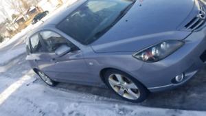 2005 Mazda 3 hatchback GS 2.3L