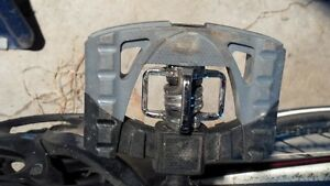 YEAR OLD CLIPLESS PEDALS