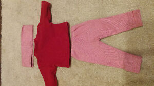 Homemade outfit for any 18 inch doll