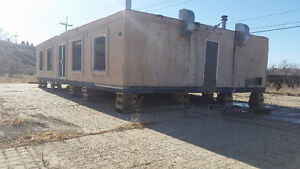 Camp Cabin Mobile Home Atco Office Modular Accomodations