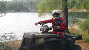 Rent ATV's or Side x Side's - by day, weekend, or week